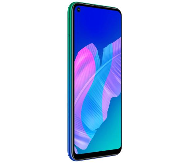 Huawei P40 lite E niebieski - 548439 - zdjęcie 4