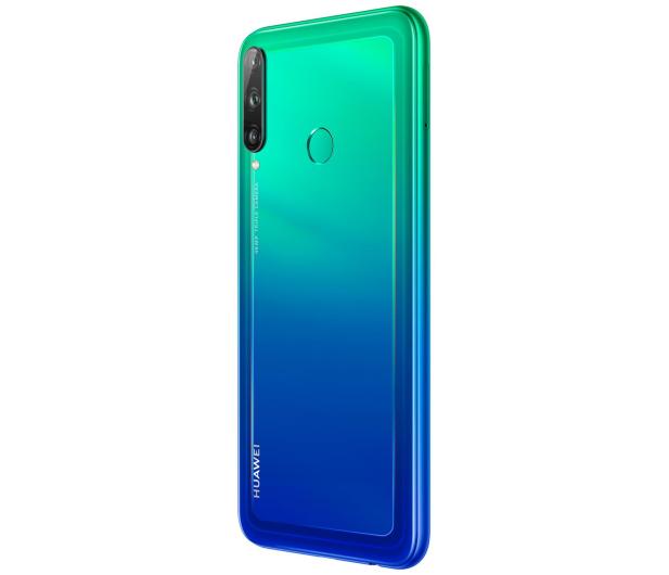 Huawei P40 lite E niebieski - 548439 - zdjęcie 5