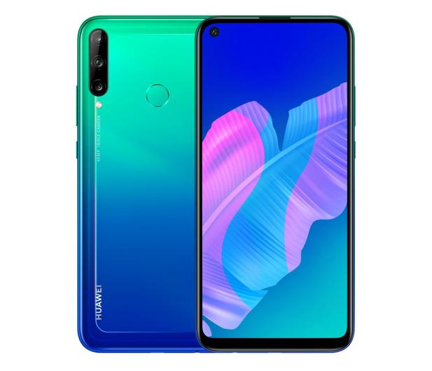 Huawei P40 lite E niebieski - 548439 - zdjęcie