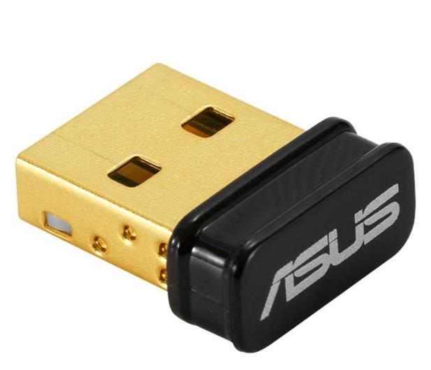 ASUS USB-N10 Nano B1 (150Mb/s b/g/n) - 547632 - zdjęcie