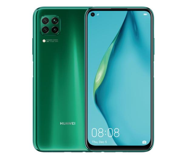 Huawei P40 Lite zielony - 548432 - zdjęcie