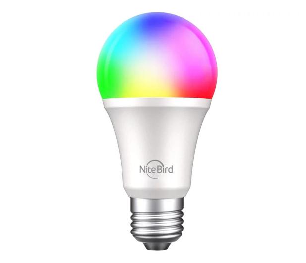 Gosund Nite Bird LED Smart Bulb RGB (E27 8W) - 525506 - zdjęcie
