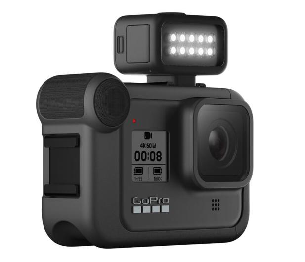 GoPro Light Mod do HERO8 Black - 542330 - zdjęcie