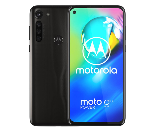 Motorola Moto G8 Power 4/64GB Smoke Black - 543211 - zdjęcie