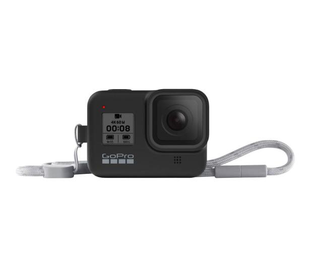 GoPro Silikonowe Etui do HERO8 Black czarne - 542359 - zdjęcie 2