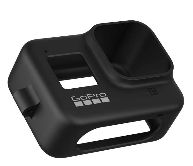 GoPro Silikonowe Etui do HERO8 Black czarne - 542359 - zdjęcie