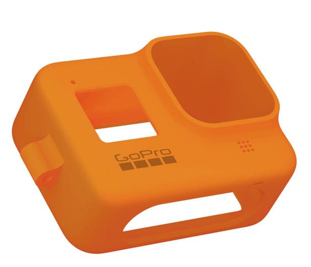 GoPro Silikonowe Etui do HERO8 Black pomarańczowe - 542369 - zdjęcie