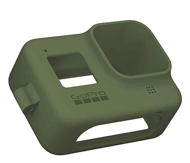 GoPro Silikonowe Etui do HERO8 Black zielone - 542367 - zdjęcie