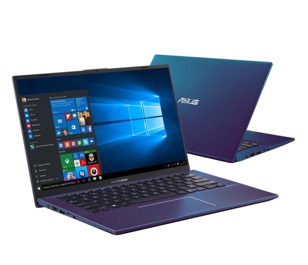 ASUS VivoBook 14 X412DA R5-3500U/8GB/256/W10 - 543067 - zdjęcie