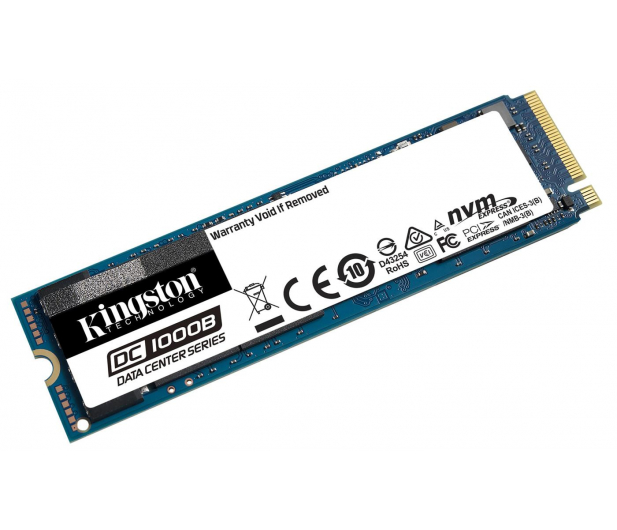 Kingston 480GB M.2 PCIe NVMe DC1000B - 543469 - zdjęcie 2