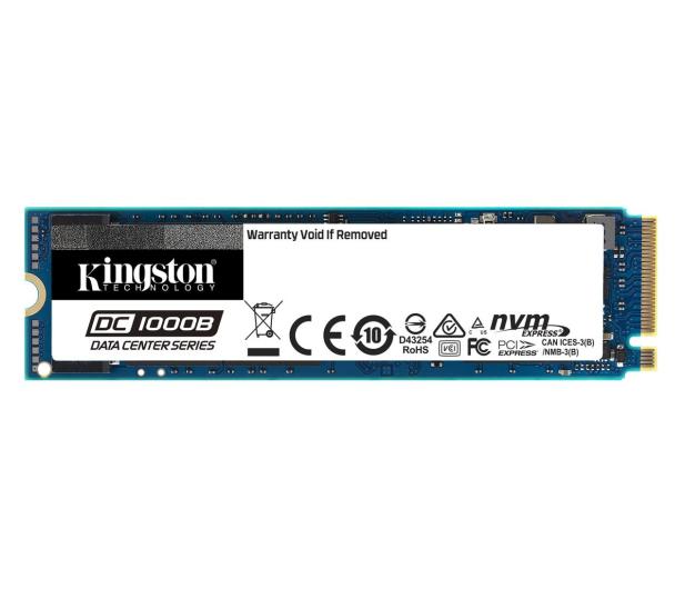 Kingston 480GB M.2 PCIe NVMe DC1000B - 543469 - zdjęcie