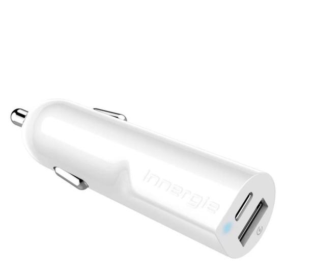 Innergie Ładowarka samochodowa 30W (USB-C 3.A, USB 2.4A) - 543673 - zdjęcie