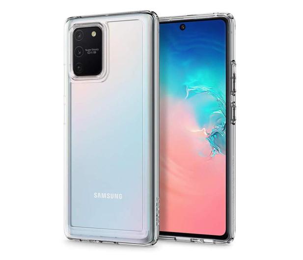 Spigen Ultra Hybrid do Samsung Galaxy S10 Lite Black - 544197 - zdjęcie
