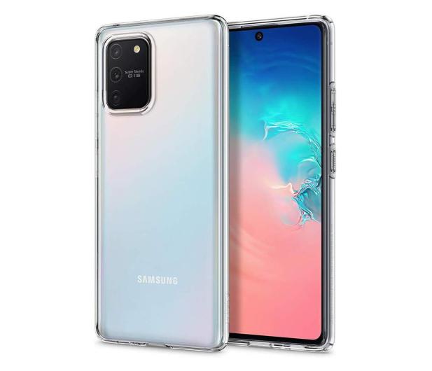 Spigen Liquid Crystal do Samsung Galaxy S10 Lite Clear  - 544198 - zdjęcie
