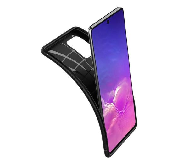 Spigen Rugged Armor do Samsung Galaxy S10 Lite czarny - 544199 - zdjęcie 3