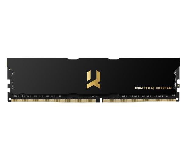 GOODRAM 16GB (1x16GB) 3600MHz CL17 IRDM PRO - 620907 - zdjęcie