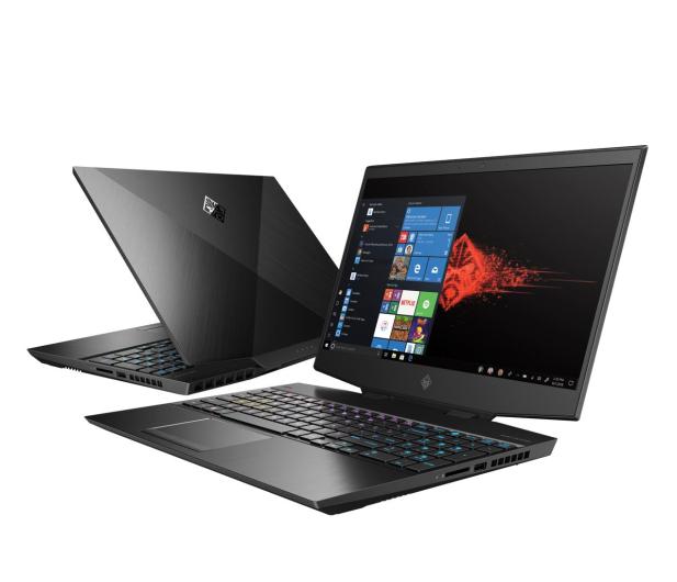 HP OMEN 15 i7-9750H/32GB/512/Win10 RTX2070 AMOLED - 543697 - zdjęcie