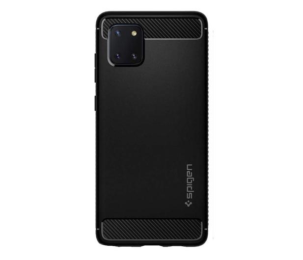 Spigen Rugged Armor do Samsung Galaxy Note 10 Lite czarny - 544201 - zdjęcie 2