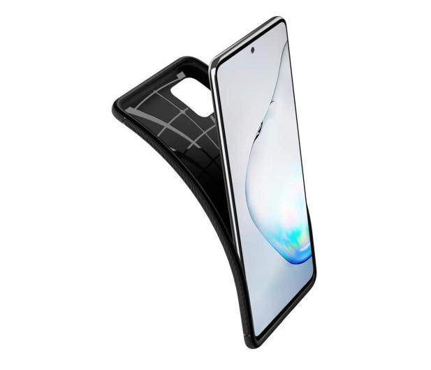 Spigen Rugged Armor do Samsung Galaxy Note 10 Lite czarny - 544201 - zdjęcie 4