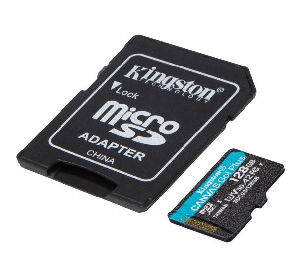 Kingston 128GB Canvas Go! Plus 170MB/90MB (odczyt/zapis) - 550119 - zdjęcie 2