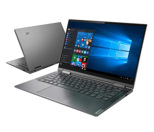Lenovo Yoga C740-14 i5-10210U/8GB/256/Win10 - 550797 - zdjęcie