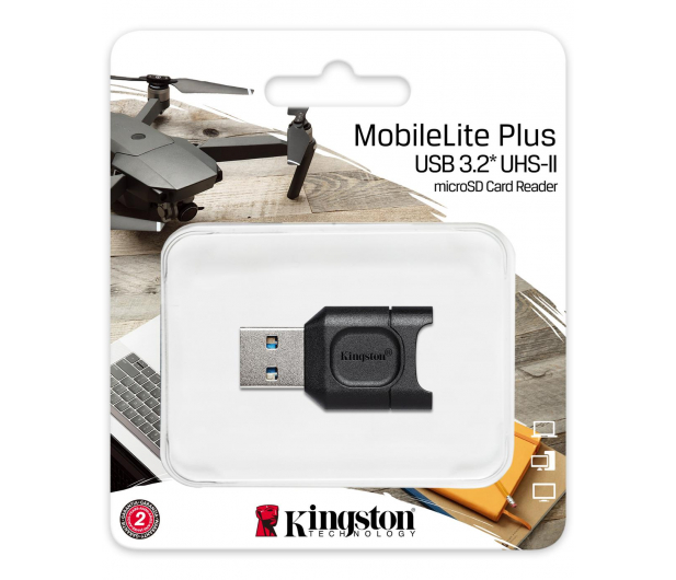 Kingston MobileLite Plus (microSD) USB 3.2 gen.1 - 550123 - zdjęcie 3