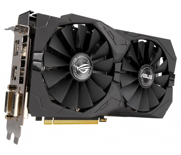 ASUS Radeon RX 570 STRIX OC 8GB GDDR5 - 550226 - zdjęcie 3