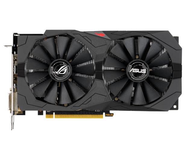 ASUS Radeon RX 570 STRIX OC 8GB GDDR5 - 550226 - zdjęcie 2