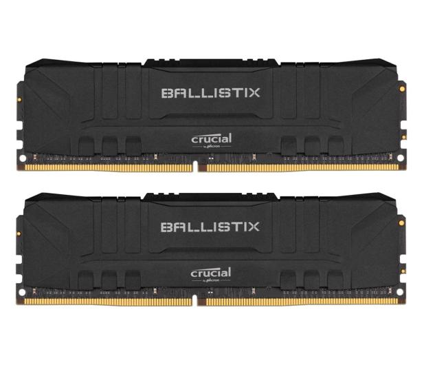 Crucial 16GB (2x8GB) 3000MHz CL15 Ballistix Black - 550267 - zdjęcie
