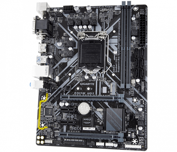 Gigabyte B365M HD3 - 550440 - zdjęcie 4
