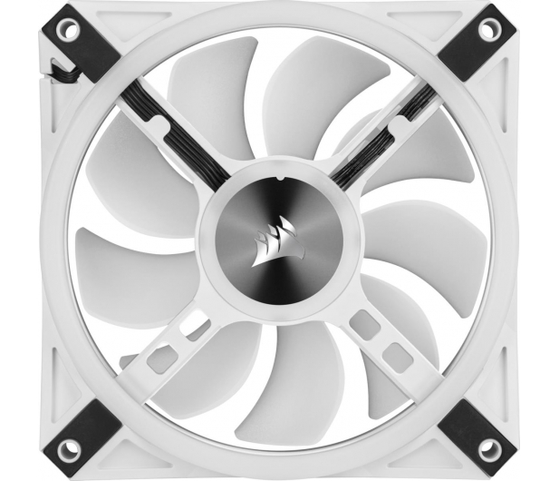 Corsair iCUE QL120 RGB 120mm PWM trójpak - 550317 - zdjęcie 6