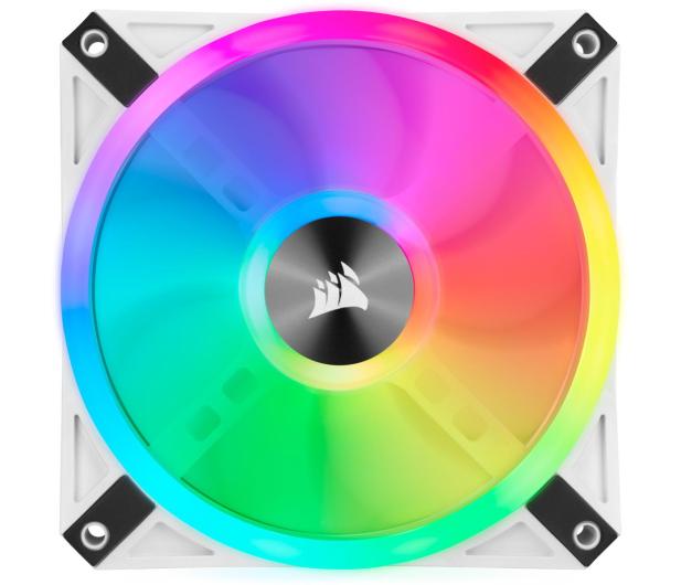 Corsair iCUE QL120 RGB 120mm PWM trójpak - 550317 - zdjęcie 2