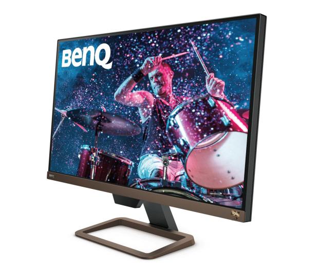 BenQ EW2780U czarny - 544466 - zdjęcie 2