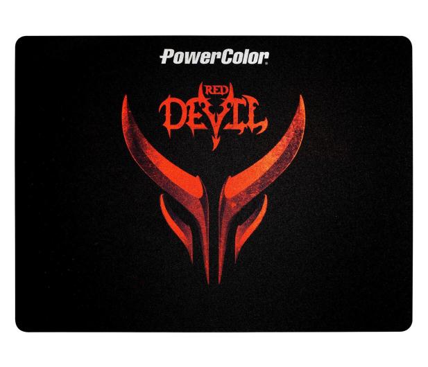 PowerColor Red Devil Mouse Pad - 524339 - zdjęcie