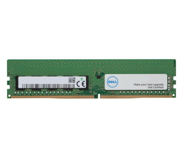 Dell Memory Upgrade 8GB - 1RX8 DDR4 UDIMM 2666MHz ECC - 531886 - zdjęcie