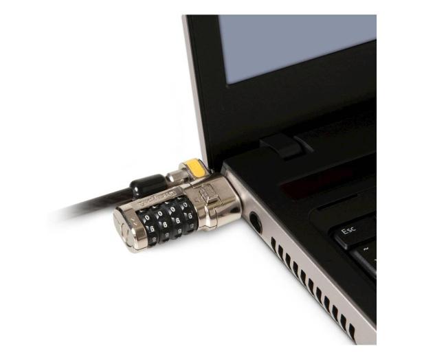Dell Clicksafe Combination Lock - 551835 - zdjęcie 2
