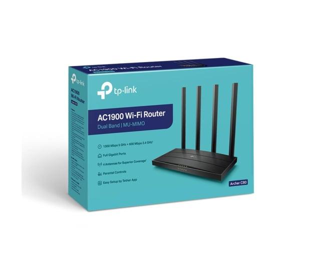 TP-Link Archer C80 (1900Mb/s a/b/g/n/ac) DualBand - 551255 - zdjęcie 5
