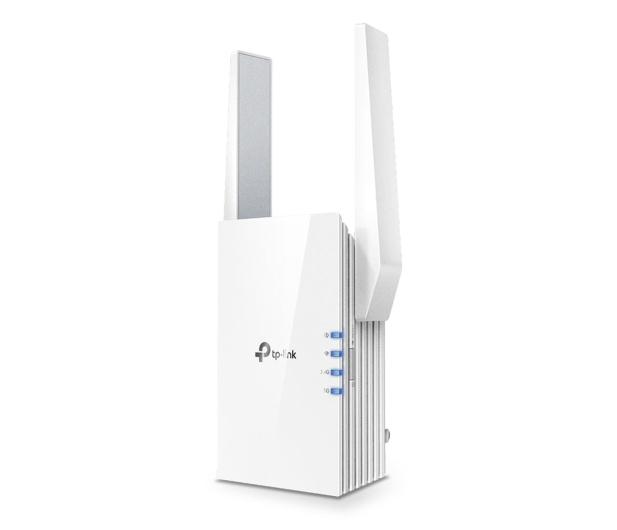 TP-Link RE505X LAN (802.11b/g/n/ax 1500Mb/s) plug repeater - 551264 - zdjęcie