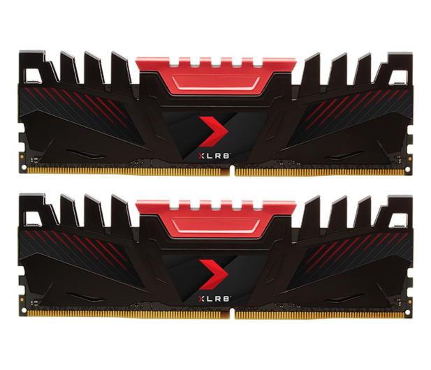 PNY 32GB (2x16GB) 3200MHz CL16 XLR8 Gaming - 563481 - zdjęcie