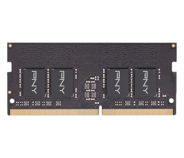 PNY 8GB (1x8GB) 2666MHz CL19 Notebook Memory - 551471 - zdjęcie