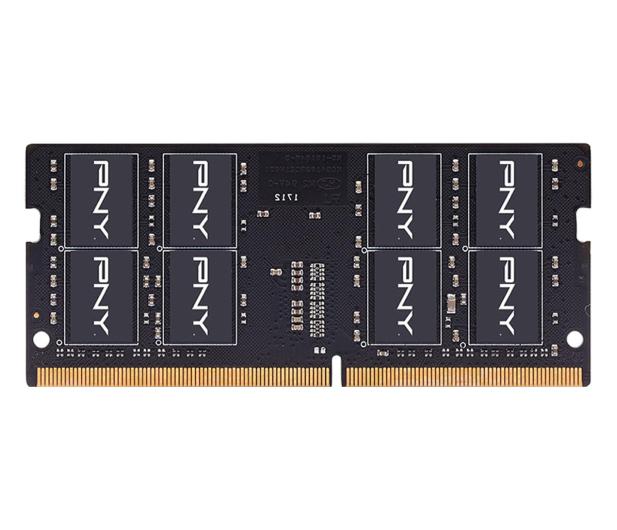 PNY 16GB (1x16GB) 2666MHz CL19 Notebook Memory - 551478 - zdjęcie