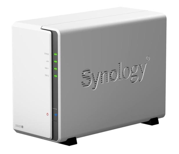 Synology DS220j (2xHDD, 4x1.4GHz, 512MB, 2xUSB, 1xLAN) - 550752 - zdjęcie