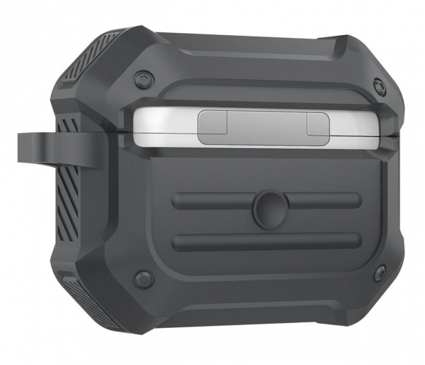 Spigen Tough Armor do Apple AirPods Pro grafitowe - 546889 - zdjęcie 2
