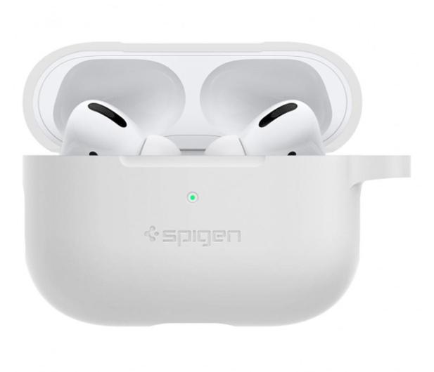 Spigen Apple AirPods Pro Silicone Fit białe - 546890 - zdjęcie 2