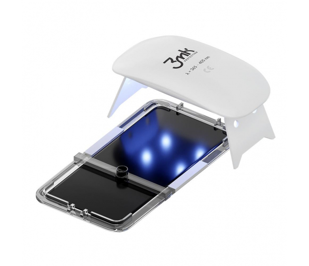3mk UV Glass do Samsung Galaxy S10+  - 550972 - zdjęcie 2