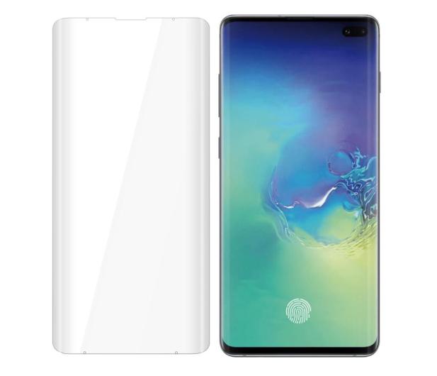 3mk UV Glass do Samsung Galaxy S10+  - 550972 - zdjęcie