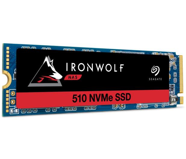 Seagate 240GB M.2 PCIe NVMe Ironwolf 510 - 551905 - zdjęcie 2