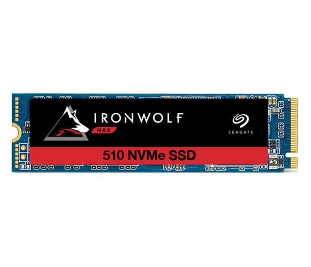 Seagate 240GB M.2 PCIe NVMe Ironwolf 510 - 551905 - zdjęcie