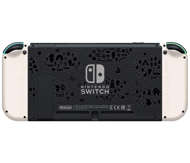 Nintendo NINTENDO Switch: Animal Crossing Edition - 552719 - zdjęcie 5