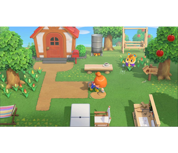 Nintendo NINTENDO Switch: Animal Crossing Edition - 552719 - zdjęcie 6